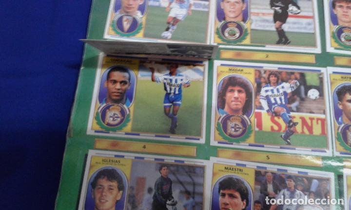 Álbum de fútbol completo: ALBUM LIGA 96-97 - Foto 48 - 178258466