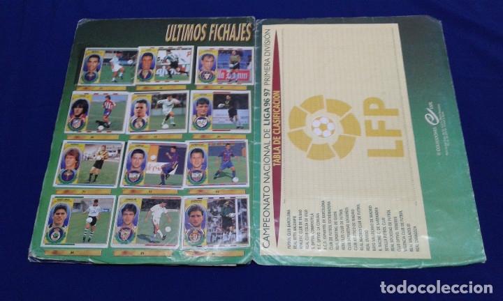 Álbum de fútbol completo: ALBUM LIGA 96-97 - Foto 49 - 178258466