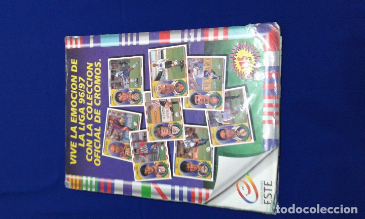 Álbum de fútbol completo: ALBUM LIGA 96-97 - Foto 50 - 178258466