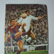 Álbum de fútbol completo: ALBUM DE FUTBOL CAMPEONATO DE LIGA 1965 - 1966 COMPLETO .. Lote 178611702