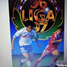 Álbum de fútbol completo: ALBUM COMPLETO ESTE 96 97. MUY COMPLETO.. Lote 178630642