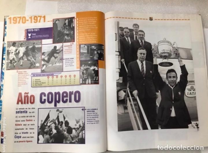 Álbum de fútbol completo: Libro el siglo del barça 100 años de imágenes 1997 completo - Foto 4 - 178635943