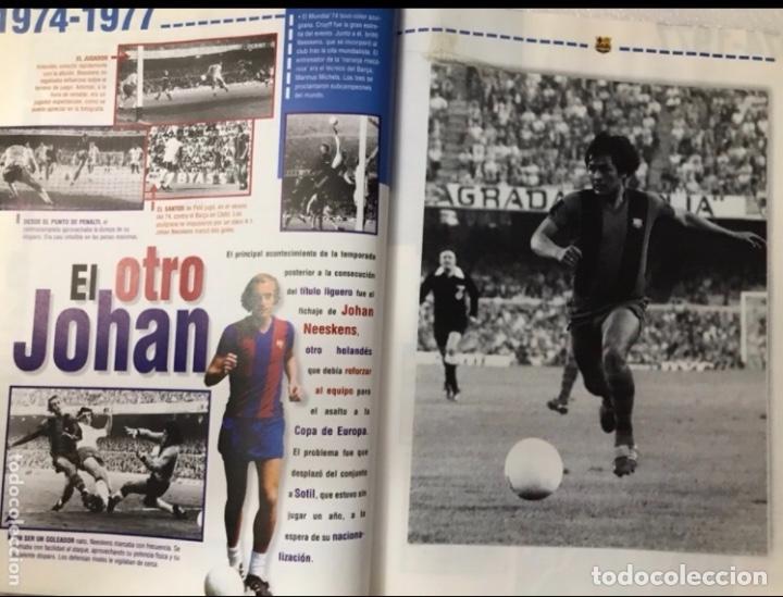 Álbum de fútbol completo: Libro el siglo del barça 100 años de imágenes 1997 completo - Foto 6 - 178635943