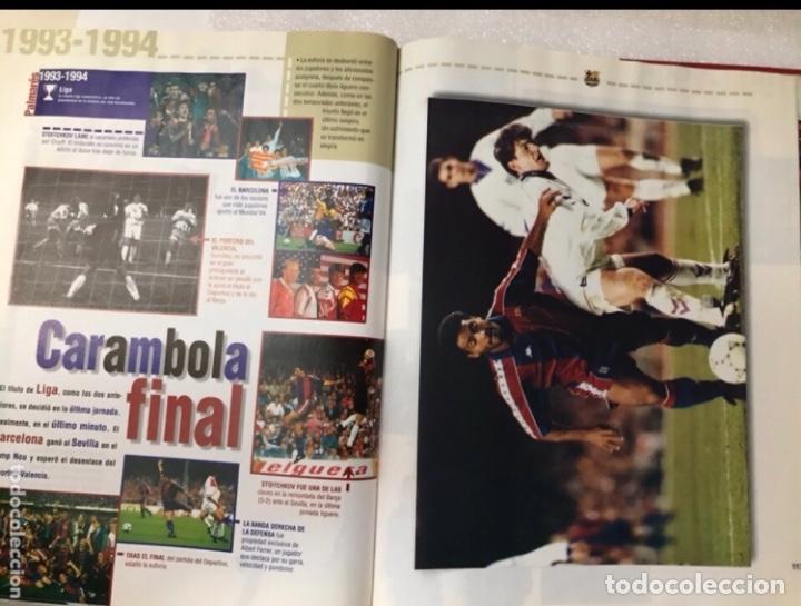 Álbum de fútbol completo: Libro el siglo del barça 100 años de imágenes 1997 completo - Foto 7 - 178635943