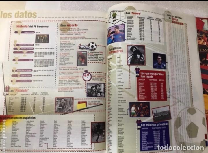 Álbum de fútbol completo: Libro el siglo del barça 100 años de imágenes 1997 completo - Foto 9 - 178635943