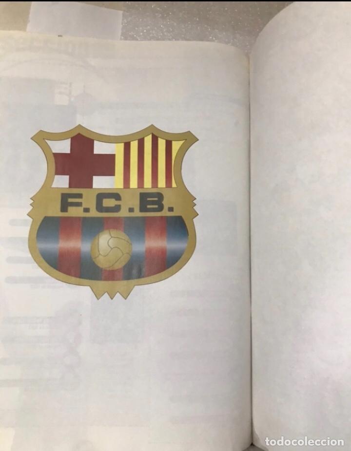 Álbum de fútbol completo: Libro el siglo del barça 100 años de imágenes 1997 completo - Foto 10 - 178635943