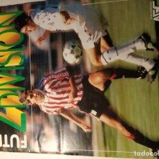 Álbum de fútbol completo: ALBUM LIGA 94/95 FUTBOL 2ª DIVISION - EDICIONES ESTE COMPLETO Y PERFECTO + EXTRAS. Lote 178828050