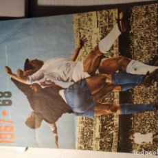 Álbum de fútbol completo: ALBUM COMPLETO LIGA FHER DISGRA 1967 1968 PERFECTO !!!!. Lote 178828438