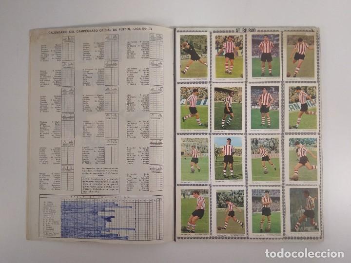 Álbum de fútbol completo: ÁLBUM CAMPEONATO DE LIGA 1971-72 DISGRA COMPLETO - Foto 3 - 178874392