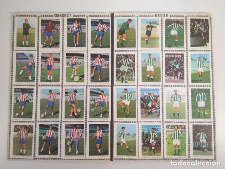Álbum de fútbol completo: ÁLBUM CAMPEONATO DE LIGA 1971-72 DISGRA COMPLETO - Foto 5 - 178874392