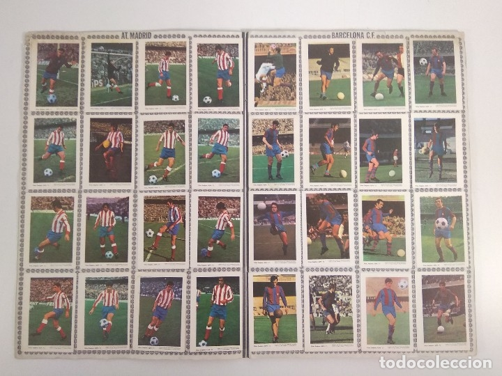 Álbum de fútbol completo: ÁLBUM CAMPEONATO DE LIGA 1971-72 DISGRA COMPLETO - Foto 7 - 178874392
