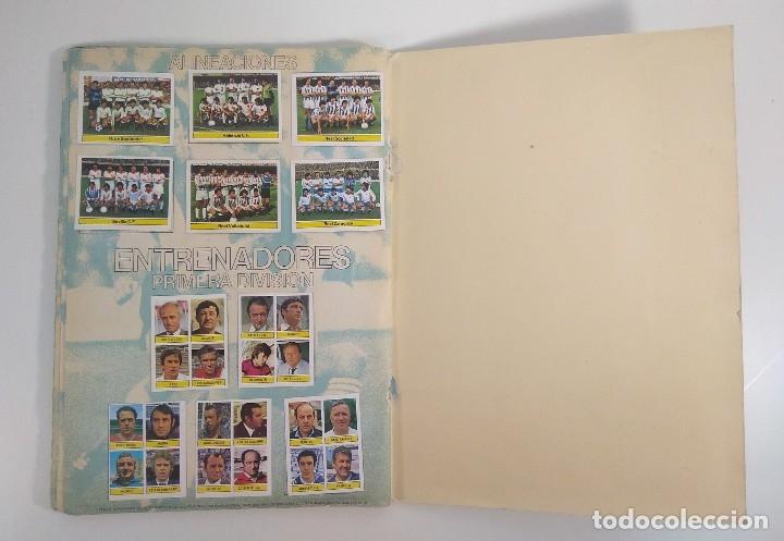 Álbum de fútbol completo: ÁLBUM CAMPEONATO DE LIGA 1981-82 COMPLETO - Foto 4 - 178877362