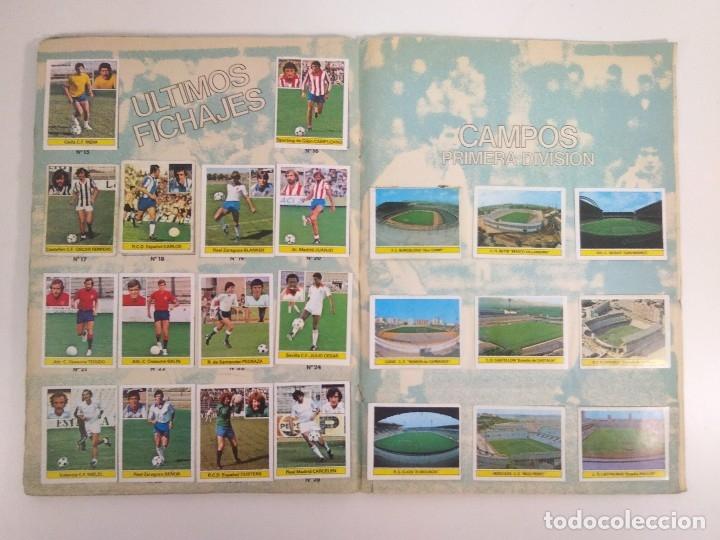 Álbum de fútbol completo: ÁLBUM CAMPEONATO DE LIGA 1981-82 COMPLETO - Foto 5 - 178877362