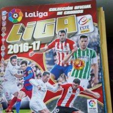 Álbum de fútbol completo: LIGA 2016-2017 COLECCIÓN ESTE DE PANINI. Lote 178914568