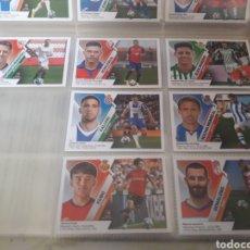 Álbum de fútbol completo: LIGA ESTE 19 20 COMPLETA SIN PEGAR. Lote 179002337