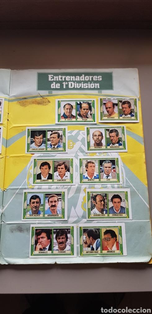 Álbum de fútbol completo: ÁLBUM COMPLETO LIGA ESTE 84 85 1984 1985 CON FRANCIS, SALVA, ADRIANO, BUYO, PATON Y DIFICILES LEER - Foto 23 - 105575507