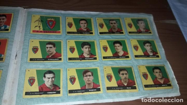 Álbum de fútbol completo: ÁLBUM CAMPEONES DE BRUGUERA 1960 COMPLETO Y CON DOBLES - Foto 10 - 179226367