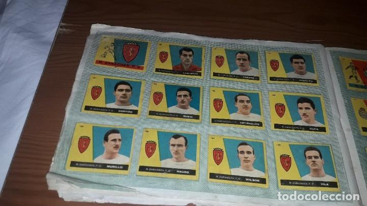Álbum de fútbol completo: ÁLBUM CAMPEONES DE BRUGUERA 1960 COMPLETO Y CON DOBLES - Foto 11 - 179226367