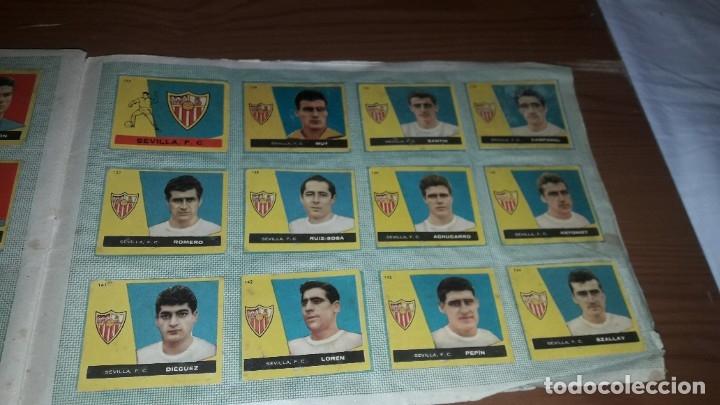 Álbum de fútbol completo: ÁLBUM CAMPEONES DE BRUGUERA 1960 COMPLETO Y CON DOBLES - Foto 14 - 179226367