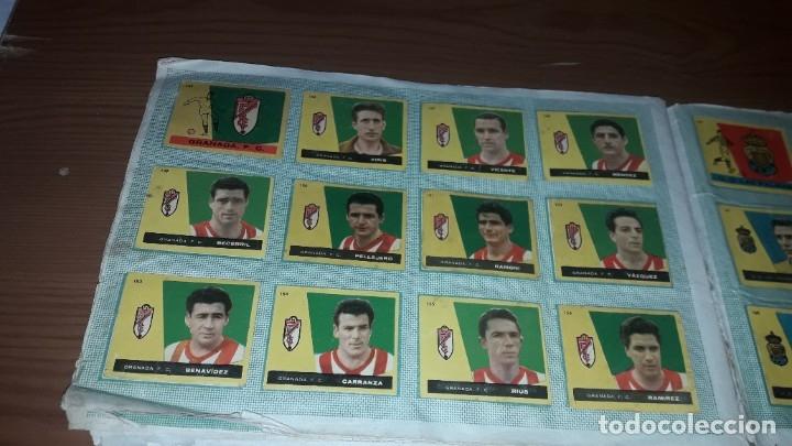 Álbum de fútbol completo: ÁLBUM CAMPEONES DE BRUGUERA 1960 COMPLETO Y CON DOBLES - Foto 15 - 179226367