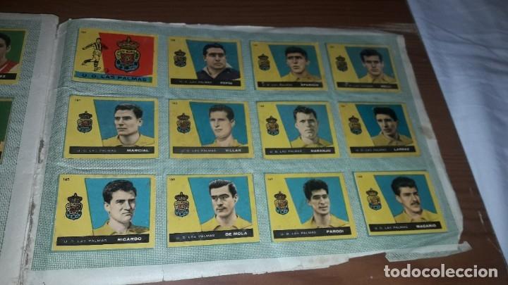 Álbum de fútbol completo: ÁLBUM CAMPEONES DE BRUGUERA 1960 COMPLETO Y CON DOBLES - Foto 16 - 179226367