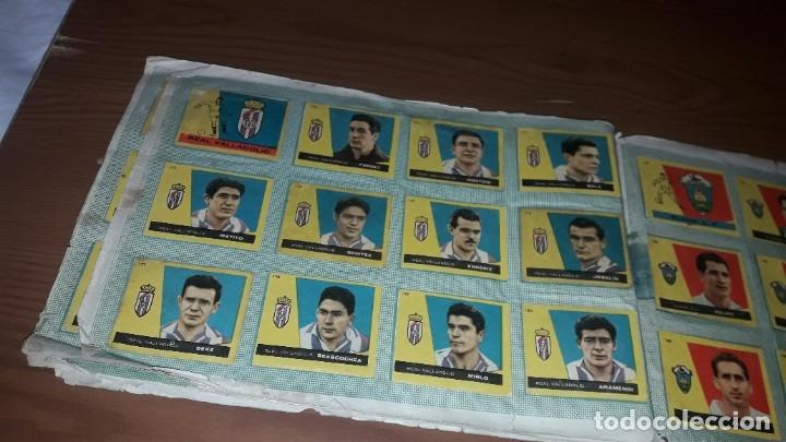 Álbum de fútbol completo: ÁLBUM CAMPEONES DE BRUGUERA 1960 COMPLETO Y CON DOBLES - Foto 17 - 179226367