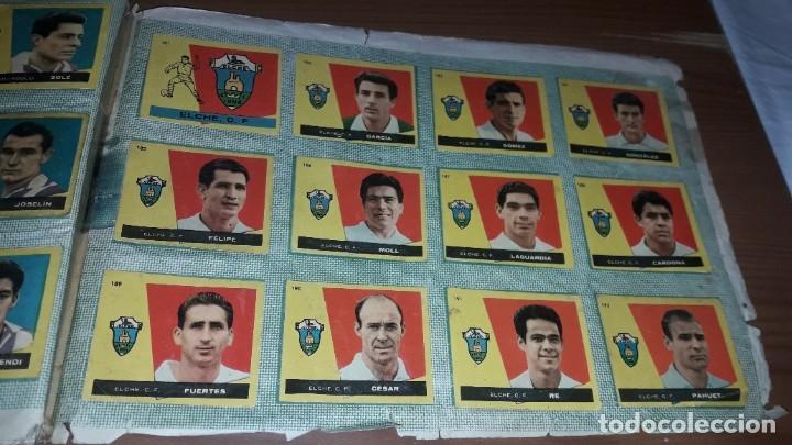 Álbum de fútbol completo: ÁLBUM CAMPEONES DE BRUGUERA 1960 COMPLETO Y CON DOBLES - Foto 18 - 179226367