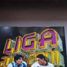 Álbum de fútbol completo: ALBUM COMPLETO LIGA ESTE 00 01 2000 2001 CON MUCHOS COLOCAS DIFICILES. Lote 180258027