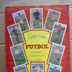 Álbum de fútbol completo: ALBUM COMPLETO FUTBOL 1957/58 GRAFICAS BACHENDE. Lote 181034727
