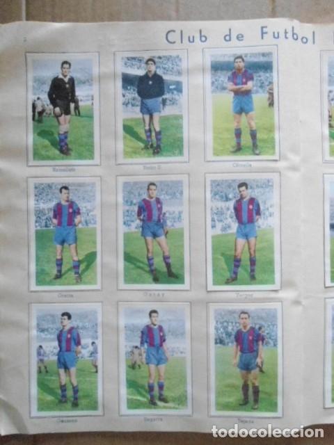 Álbum de fútbol completo: ALBUM COMPLETO FUTBOL 1960/61 EDITORIAL FERCA,EN EXCELENTE ESTADO - Foto 5 - 33343843