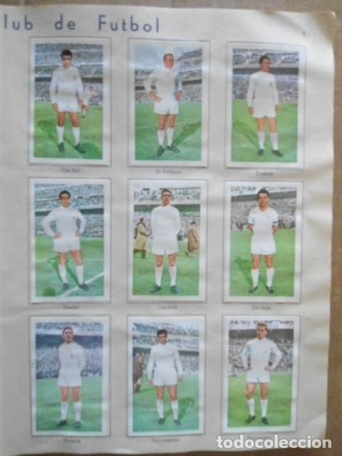 Álbum de fútbol completo: ALBUM COMPLETO FUTBOL 1960/61 EDITORIAL FERCA,EN EXCELENTE ESTADO - Foto 8 - 33343843