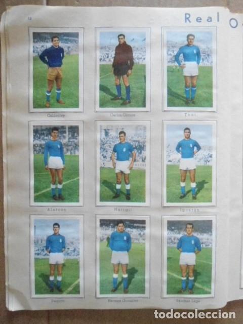Álbum de fútbol completo: ALBUM COMPLETO FUTBOL 1960/61 EDITORIAL FERCA,EN EXCELENTE ESTADO - Foto 15 - 33343843