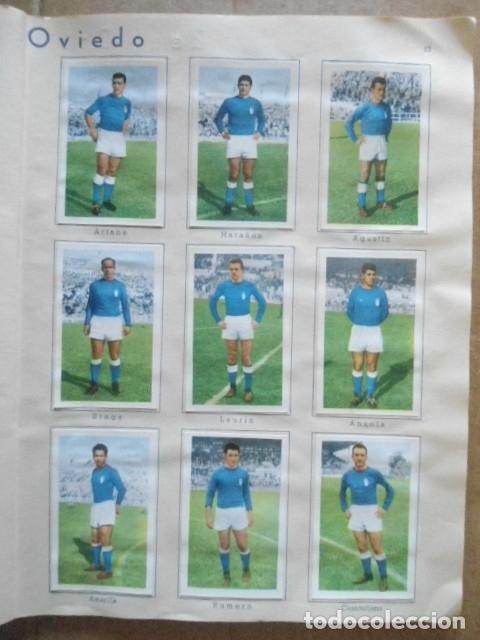 Álbum de fútbol completo: ALBUM COMPLETO FUTBOL 1960/61 EDITORIAL FERCA,EN EXCELENTE ESTADO - Foto 16 - 33343843
