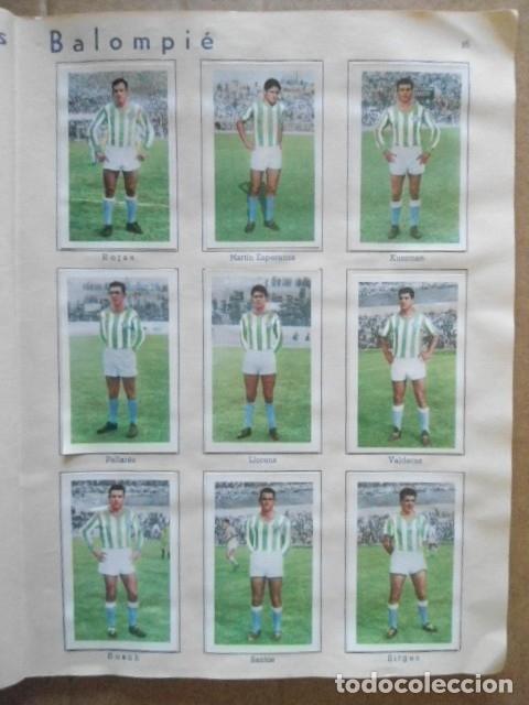 Álbum de fútbol completo: ALBUM COMPLETO FUTBOL 1960/61 EDITORIAL FERCA,EN EXCELENTE ESTADO - Foto 18 - 33343843