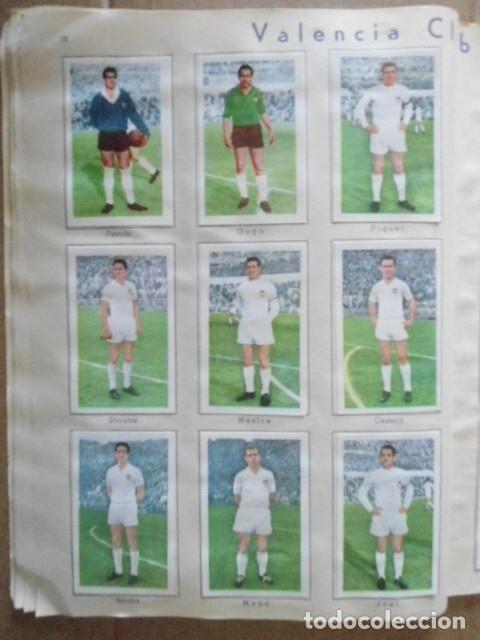 Álbum de fútbol completo: ALBUM COMPLETO FUTBOL 1960/61 EDITORIAL FERCA,EN EXCELENTE ESTADO - Foto 21 - 33343843
