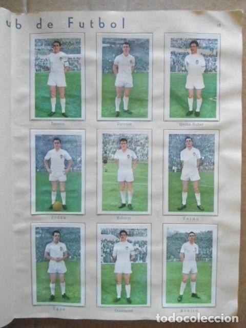 Álbum de fútbol completo: ALBUM COMPLETO FUTBOL 1960/61 EDITORIAL FERCA,EN EXCELENTE ESTADO - Foto 22 - 33343843