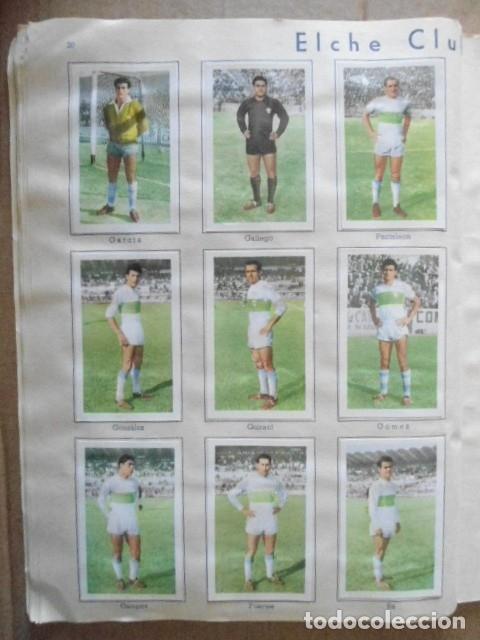Álbum de fútbol completo: ALBUM COMPLETO FUTBOL 1960/61 EDITORIAL FERCA,EN EXCELENTE ESTADO - Foto 23 - 33343843