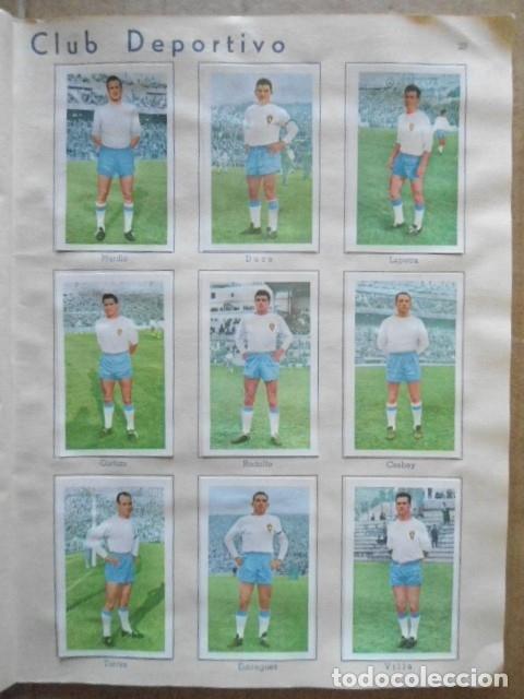 Álbum de fútbol completo: ALBUM COMPLETO FUTBOL 1960/61 EDITORIAL FERCA,EN EXCELENTE ESTADO - Foto 26 - 33343843