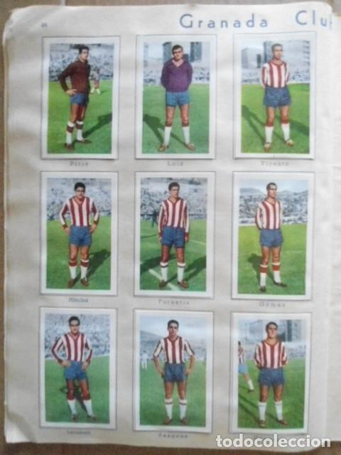 Álbum de fútbol completo: ALBUM COMPLETO FUTBOL 1960/61 EDITORIAL FERCA,EN EXCELENTE ESTADO - Foto 27 - 33343843