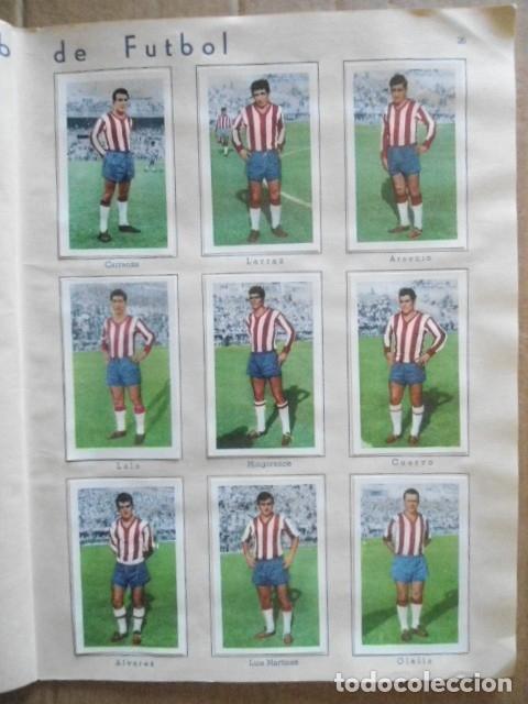 Álbum de fútbol completo: ALBUM COMPLETO FUTBOL 1960/61 EDITORIAL FERCA,EN EXCELENTE ESTADO - Foto 28 - 33343843