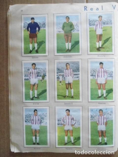 Álbum de fútbol completo: ALBUM COMPLETO FUTBOL 1960/61 EDITORIAL FERCA,EN EXCELENTE ESTADO - Foto 29 - 33343843