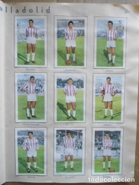 Álbum de fútbol completo: ALBUM COMPLETO FUTBOL 1960/61 EDITORIAL FERCA,EN EXCELENTE ESTADO - Foto 30 - 33343843