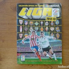 Álbum de fútbol completo: LIGA ESTE 12 13 PANINI - 582 CROMOS (538 DEL ALBUM + 44 MERCADO INVIERNO COMPLETO) FUTBOL 2012 2013. Lote 181150016