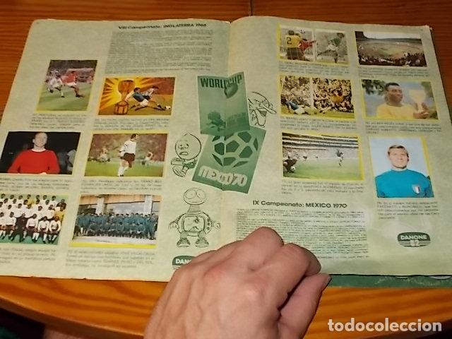 Álbum de fútbol completo: ÁLBUM DE CROMOS FÚTBOL EN ACCIÓN. DANONE 82 . COMPLETO. 96 CROMOS. 1981. UNA JOYA!!! - Foto 8 - 181438253