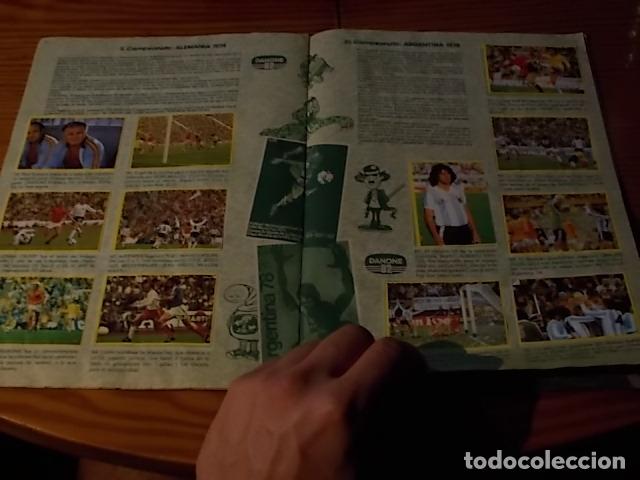 Álbum de fútbol completo: ÁLBUM DE CROMOS FÚTBOL EN ACCIÓN. DANONE 82 . COMPLETO. 96 CROMOS. 1981. UNA JOYA!!! - Foto 9 - 181438253