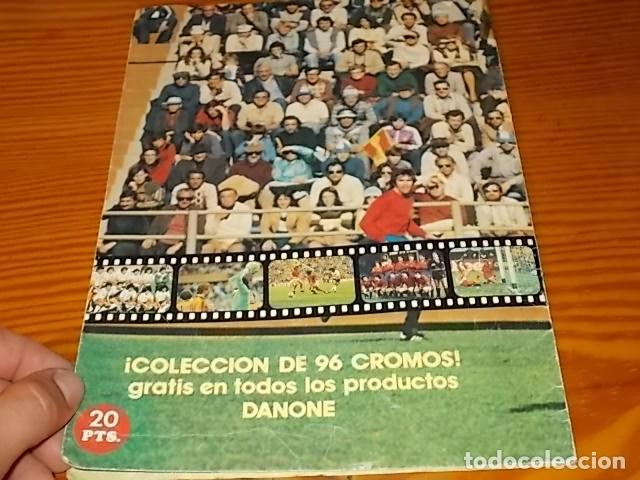 Álbum de fútbol completo: ÁLBUM DE CROMOS FÚTBOL EN ACCIÓN. DANONE 82 . COMPLETO. 96 CROMOS. 1981. UNA JOYA!!! - Foto 11 - 181438253