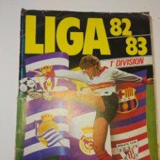 Álbum de fútbol completo: LIGA ESTE 81-82. Lote 182113590