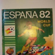 Álbum de fútbol completo: ESPAÑA 82 WORLD CUP COMPLETO. REGALO FRANCE 98 WORLD CUP INCOMPLETO. Lote 182117187