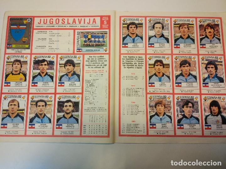 Álbum de fútbol completo: España 82 World Cup completo. Regalo France 98 World Cup incompleto - Foto 2 - 182117187