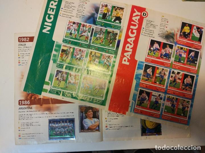 Álbum de fútbol completo: España 82 World Cup completo. Regalo France 98 World Cup incompleto - Foto 8 - 182117187